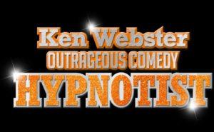 Outragious comedy hypnotist